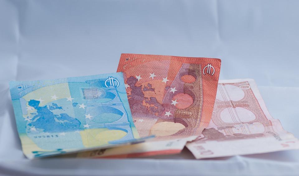 EU bankovky