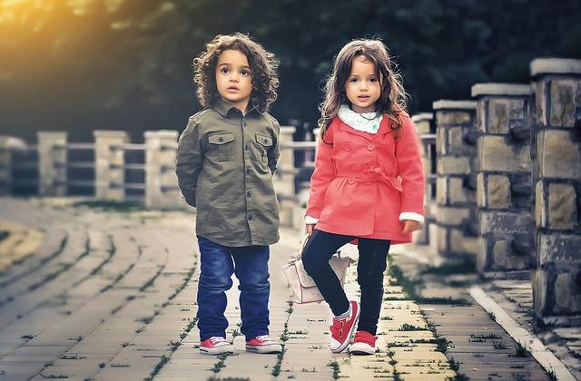 nádherné děti