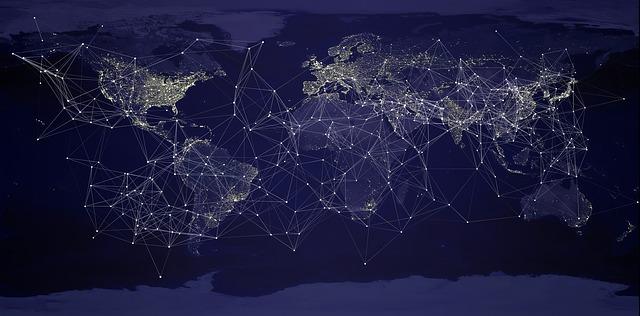 celosvětové propojení