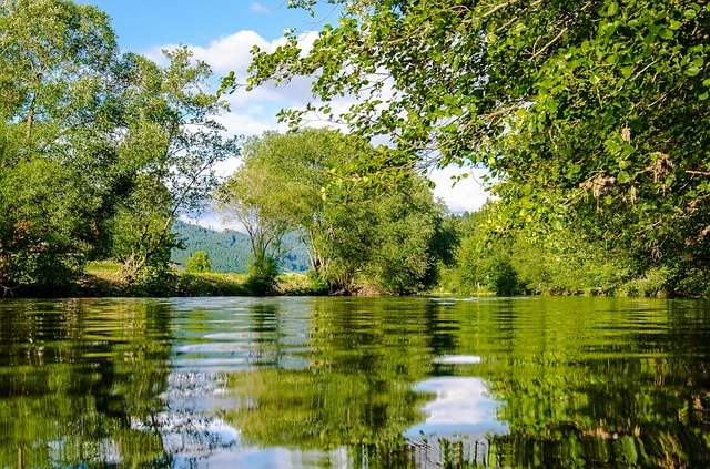 les u rybníka