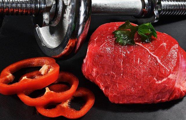 maso s paprikou a čínka