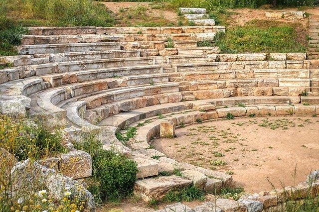 řecko amfiteátr